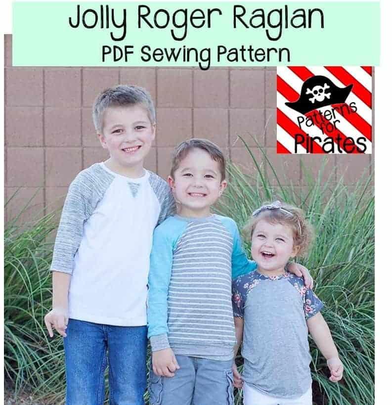 c76b514fd Jolly Roger Raglan - Patterns for Pirates