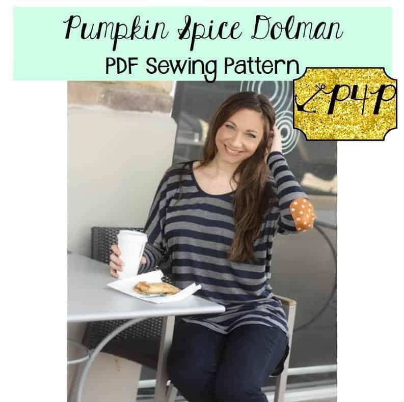 Pumpkin Spice Dolman Patterns For Pirates