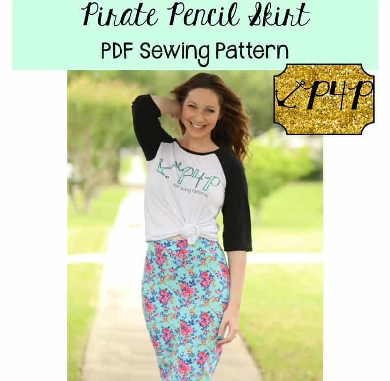 Pirate Pencil Skirt Patterns For Pirates