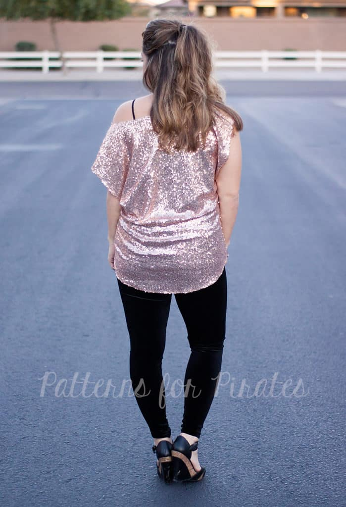 Peg Legs & Pumpkin Spice Dolman Holiday
