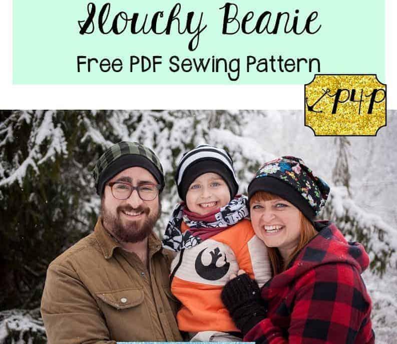 Free Slouchy Beanie - Patterns for Pirates c6841da9695