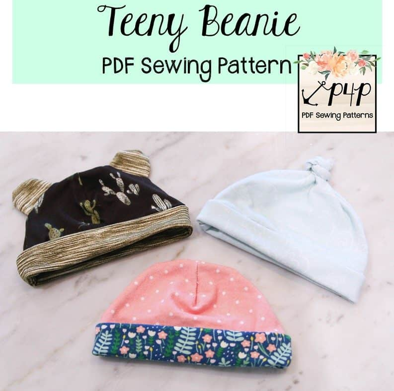 4275d8c6325 Free Teeny Beanie - Patterns for Pirates