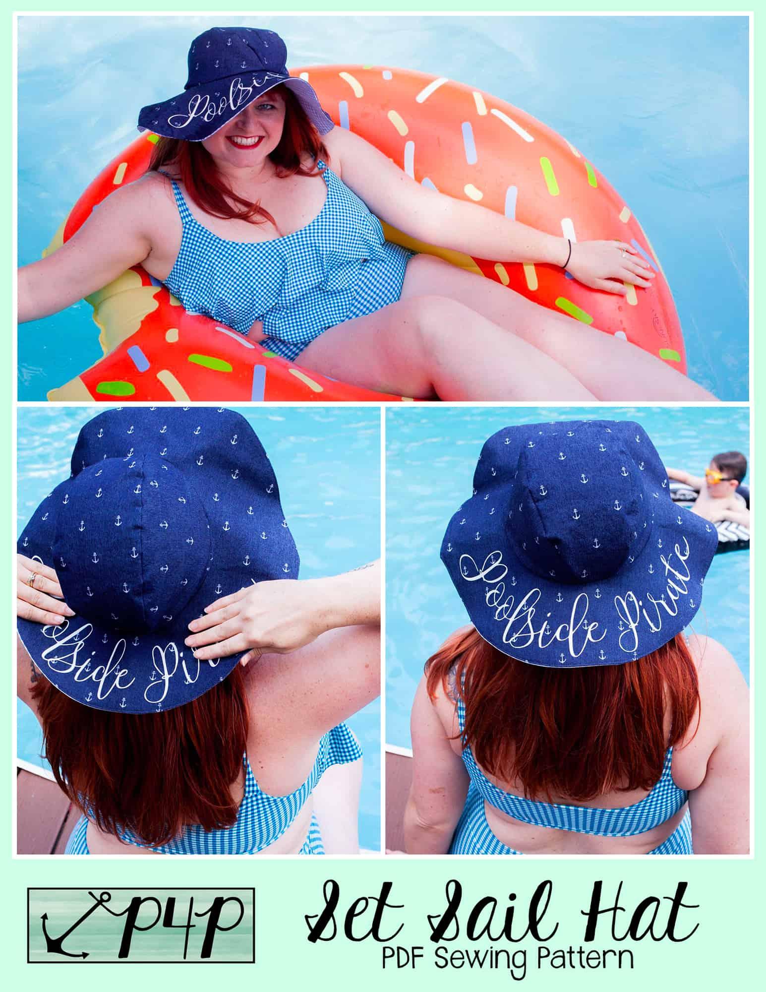 Free Set Sail Hat Patterns For Pirates