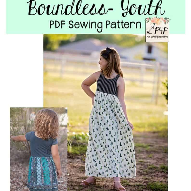 Boundless- Youth - Patterns for Pirates