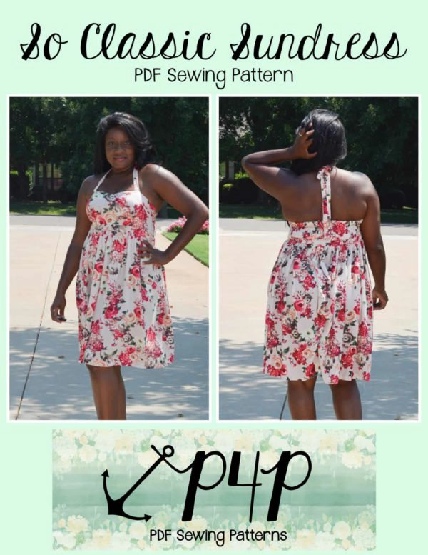 So Classic Sundress Patterns For Pirates New Sundress Sewing Pattern