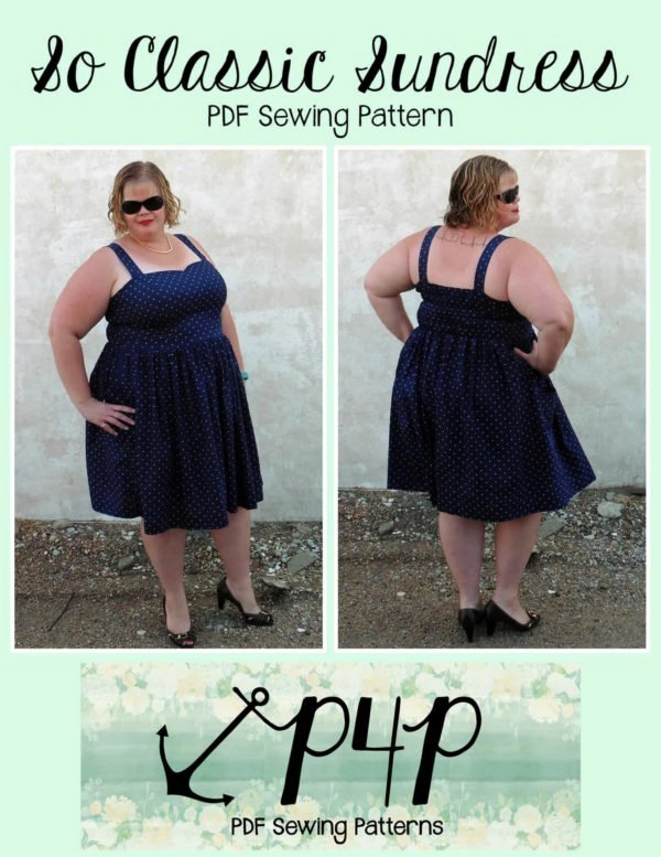So Classic Sundress Patterns For Pirates