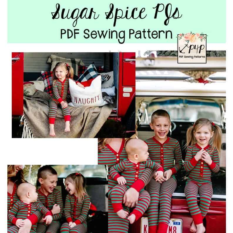 Sugar Spice Pjs Patterns For Pirates