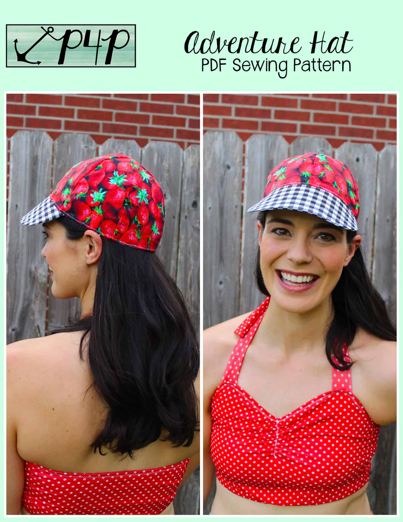 Free Adventure Hat - Patterns for Pirates