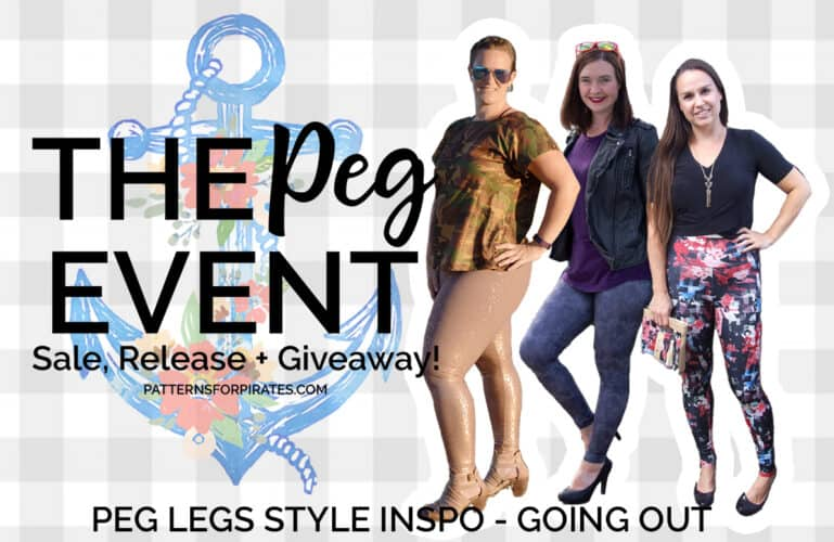 The Peg Event :: Peg Legs – Going Out Style Inspiration