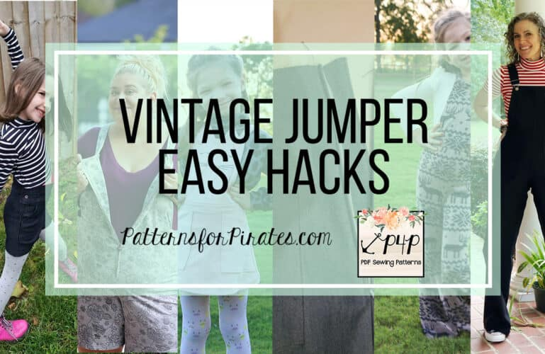 Vintage Jumper – Easy Hacks