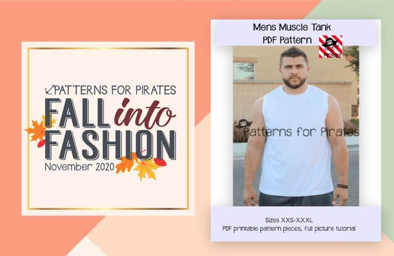 Fall Into Fashion – November 26 :: Men's Muscle Tank