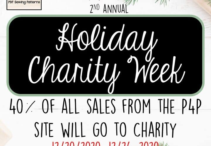 2nd Annual Holiday Charity Week – 2020
