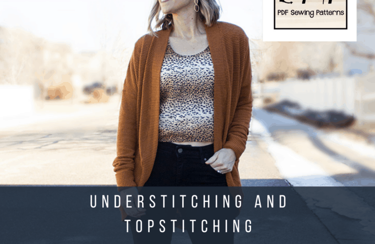 P4P University – Understitching and Topstitching