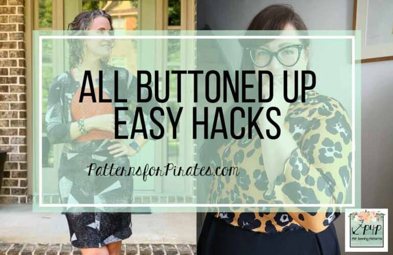 All Buttoned-Up | Easy Hacks